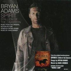 Spirit-Der Wilde Mustang - Ost/Adams,Bryan