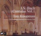 Complete Bach Cantatas Vol.1