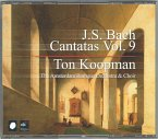 Complete Bach Cantatas Vol.9