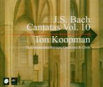 Complete Bach Cantatas Vol.10