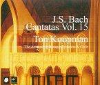 Complete Bach Cantatas Vol.15