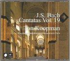 Complete Bach Cantatas Vol.19