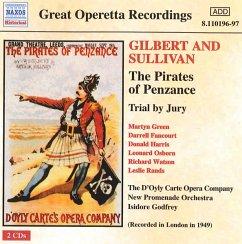 Piraten Von Penzance/Trial By - Isidore Godfrey/D'Oyly Carte Opera Company/...