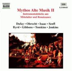 Mythos Alte Musik Ii - Ensemble Unicorn/Convivum Musicum ...