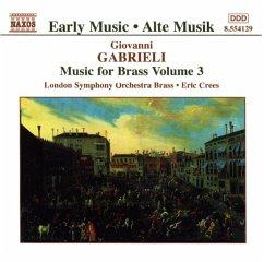 Musik Für Blechbläser Vol.3
