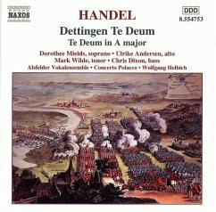 Dettinger Te Deum - Wolfgang Helbich/Alsfelder Vokalenensemble/Concerto Polacco
