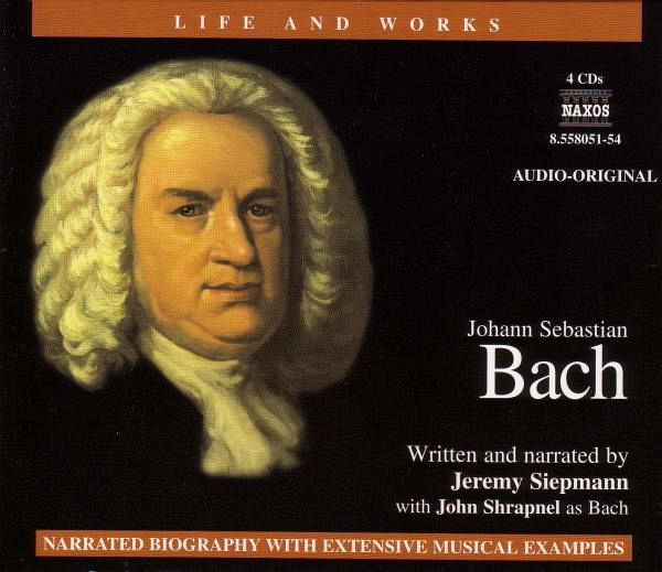 the life and works of johann sebastian bach Two hundred and fifty years after his death, johann sebastian bach remains one  of the most compelling figures in the history of classical music in this major.
