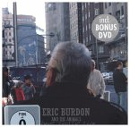 Eric Burdon and the Animals, Athens Traffic Live, 1 Audio-CD + 1 DVD