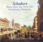 Klaviertrio Op.99 & Op.100/Sonatensatz/Notturno