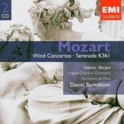 Wind Concertos (Gemini) - Daniel Barenboim