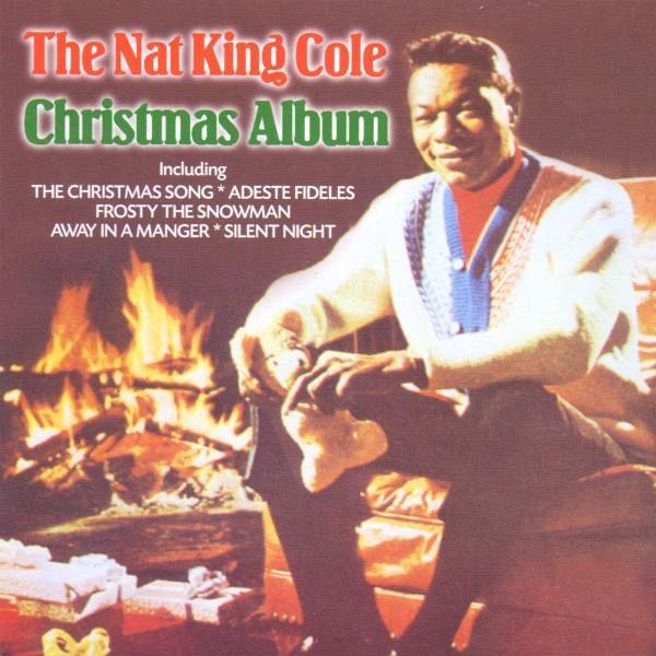 Christmas Album von Nat King Cole - CD - buecher.de