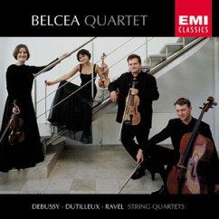 Streichquartette - Belcea Quartet