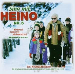 sing mit heino nr 5 winterzeit von heino cd. Black Bedroom Furniture Sets. Home Design Ideas