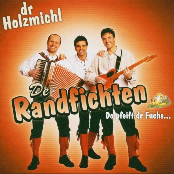 Dr holzmichl von de randfichten cd for Die randfichten