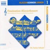 Faszination Klavierkonzert, 1 Audio-CD