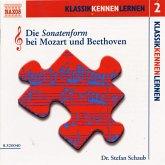 Die Sonatenform bei Mozart und Beethoven, 1 Audio-CD