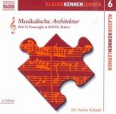 Musikalische Architektur, 1 Audio-CD