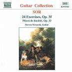 Gitarrenmusik Op.33,35