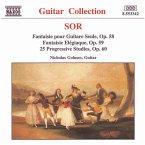 Gitarrenmusik Op.58-60