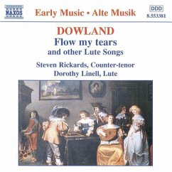 Lieder Für Laute Und Gesang - Steven Rickards/Dorothy Linell