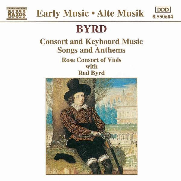 Konsortmusik - Byrd/Rose Consort Of Viols