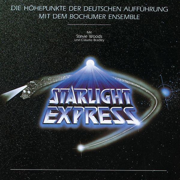 starlight express von musical bochum cd. Black Bedroom Furniture Sets. Home Design Ideas
