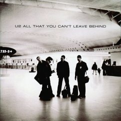 All That You Can't Leav - U2