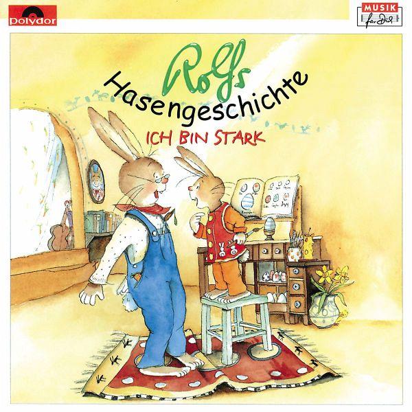 Rolfs Hasengeschichte Von Rolf Zuckowski Auf Audio Cd Portofrei