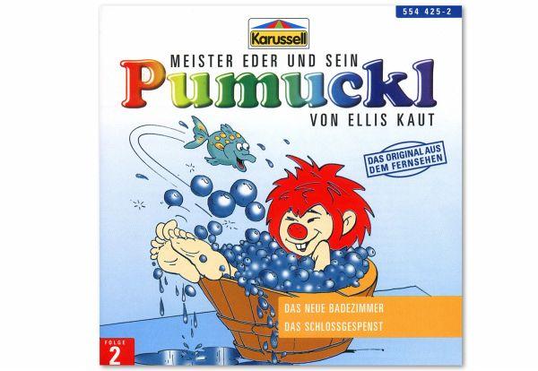 Das neue Badezimmer/Das Schloßgespenst / Pumuckl Bd.2 (1 ...