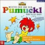 Pumuckls Rache/Pumuckl und die Briefmarken / Pumuckl Bd.13 (1 Audio-CD)