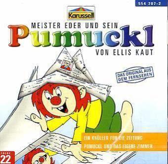 Ein Knuller Fur Die Zeitung Pumuckl Und Das Eigene Zimmer Pumuckl Bd 22 1 Audio Cd