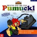 Pumuckl und die Silberblumen/Pumuckl und das Telefon / Pumuckl Bd.25 (1 Audio-CD)
