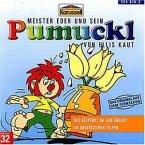 Das Gespenst im Gartenhaus/Die abgerissene Tulpe / Pumuckl Bd.32 (1 Audio-CD)