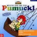 Pumuckl und die geheimnisvolle Schaukel/ Pumuckl hütet die Fische / Pumuckl Bd.33 (1 Audio-CD)