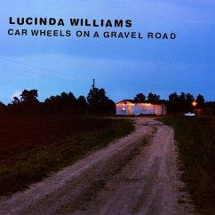 Car Wheels On A Gravel Road - Williams,Lucinda