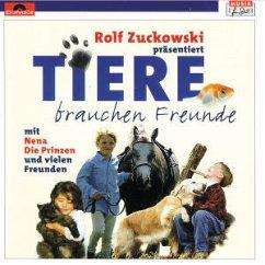 Tiere Brauchen Freunde - Zuckowski,Rolf