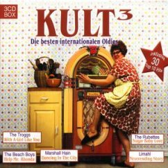 Kult3 - Die Besten Internationalen Oldies - Diverse