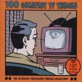 100 Greatest Tv Themes (Box-Set)