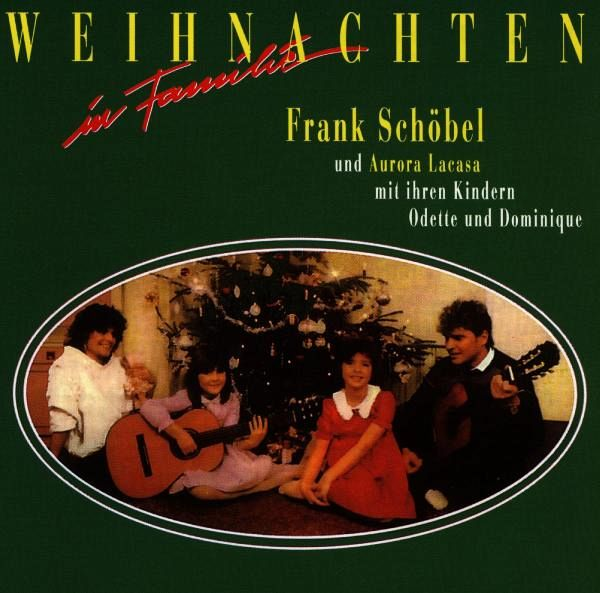 weihnachten in familie von frank sch bel cd. Black Bedroom Furniture Sets. Home Design Ideas