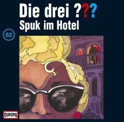 Die drei ??? - Spuk im Hotel, 1 Audio-CD