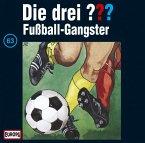 Die drei ??? - Fußball-Gangster, 1 Audio-CD