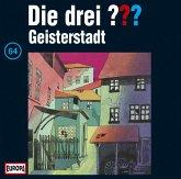 Geisterstadt / Die drei Fragezeichen - Hörbuch Bd.64 (1 Audio-CD)