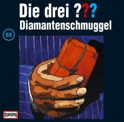 Die drei ??? - Diamantenschmuggel, 1 CD-Audio