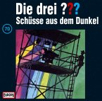 Die drei ??? - Schüsse aus dem Dunkel, 1 Audio-CD