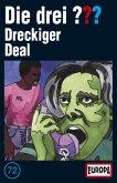 Dreckiger Deal / Die drei Fragezeichen Bd.72 (1 Cassette)