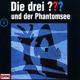 Die drei Fragezeichen und der Phantomsee / Die drei Fragezeichen - Hörbuch Bd.2 (1 Audio-CD)