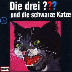 Die drei Fragezeichen und die schwarze Katze / Die drei Fragezeichen - Hörbuch Bd.4 (1 Audio-CD)