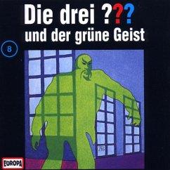 Die drei Fragezeichen und der grüne Geist / Die drei Fragezeichen - Hörbuch Bd.8 (1 Audio-CD)