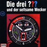 Die drei Fragezeichen und der seltsame Wecker / Die drei Fragezeichen - Hörbuch Bd.12 (1 Audio-CD)