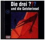 Die drei Fragezeichen und die Geisterinsel / Die drei Fragezeichen / Die drei Fragenzeichen - Hörbuch Bd / Die drei Fragezeichen - Hörbuch Bd.18 (1 Audio-CD)